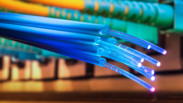 Fiber optic marine cable