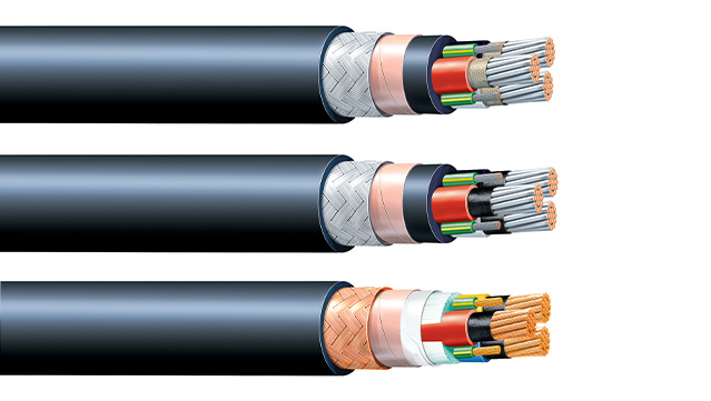 LSZH VFD variable frequency drive cable