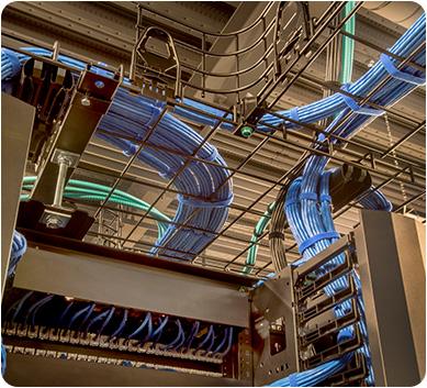 LAN marine cable