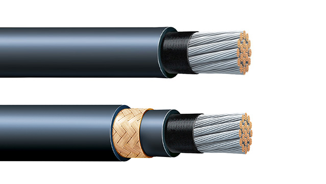 Type P marine cable