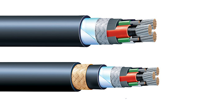 Type P MV cable