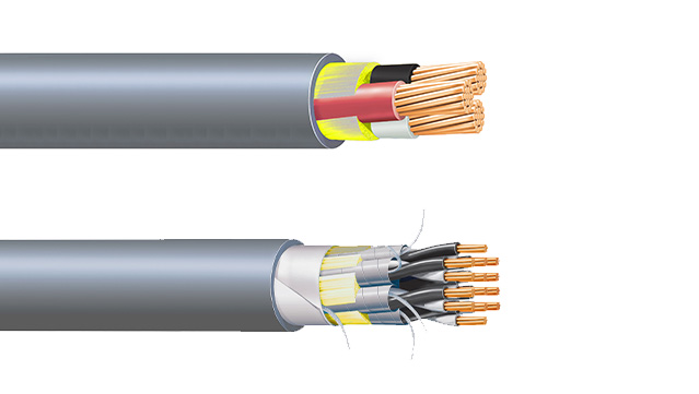 Type T/N marine cable