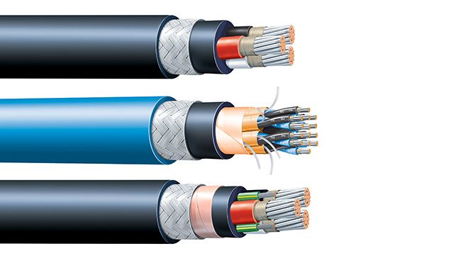 NEK 606 BFOU cable
