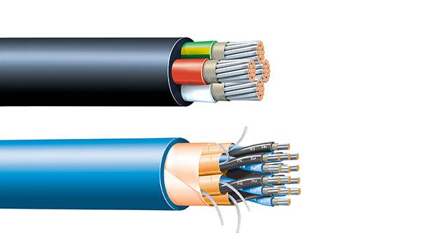 NEK 606 BU cable