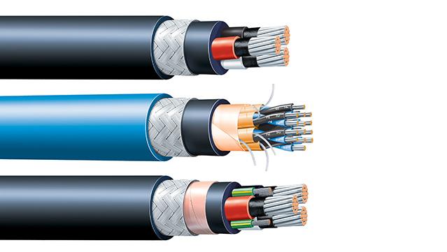 NEK 606 RFOU cable