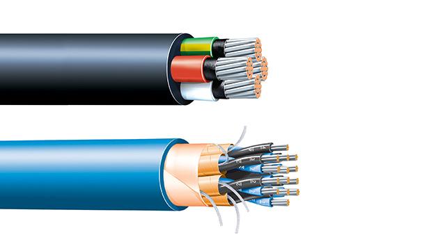 NEK 606 RU cable