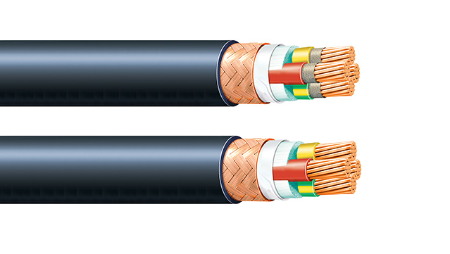LSZH low smoke zero halogen BFOI TFOI shielded cable