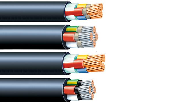 LSZH low smoke zero halogen unarmored cable